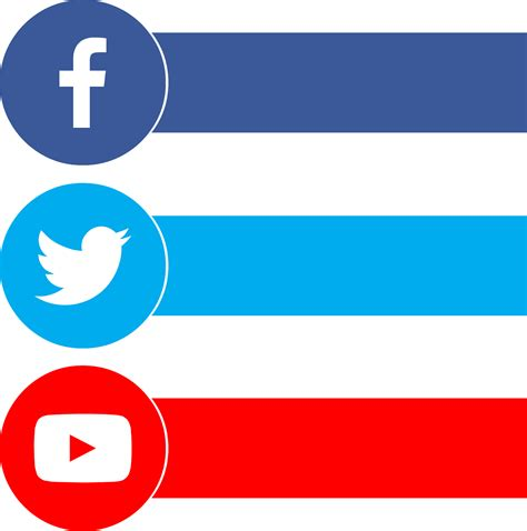 download facebook twitter youtube icons svg eps png psd ai ...
