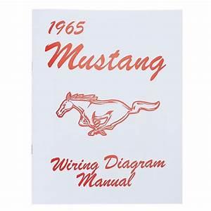 1965 Mustang Wiring Diagram Manual