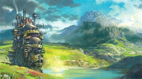 Howl S Moving Castle Wallpaper Widescreen Howl 39 S Moving Castle Computer Wallpapers Desktop Backgrounds 2699x1518 Id 325547