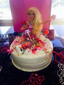 1000+ ideas about Drunk Barbie Cake on PinSco | 21st ...