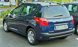 Peugeot 207 Sw : file peugeot 207 sw rear jpg ~ Gottalentnigeria.com Avis de Voitures