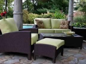 Wicker Look Outdoor Furniture Gallery