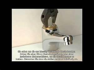 Ideal Standard Armaturen Reparieren : einhebel waschtisch armatur kartusche auswechseln youtube ~ Orissabook.com Haus und Dekorationen
