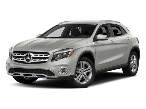With quite long gearing, it also helps endow the gla 250 4matic with a reasonable, if not outstanding, combined fuel economy figure of 40.9mpg. New 2018 Mercedes-Benz GLA GLA 250 4MATIC SUV MSRP Prices - NADAguides