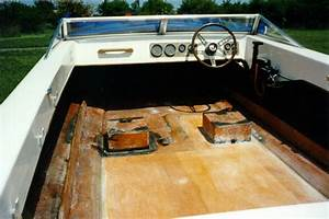 Floor replacement page for Replacing boat floor