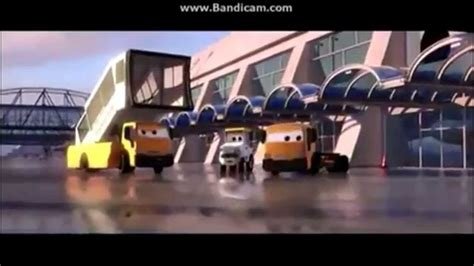 Airport Cars by Cars 2 Carmac Clip Airport 2011 1080hd