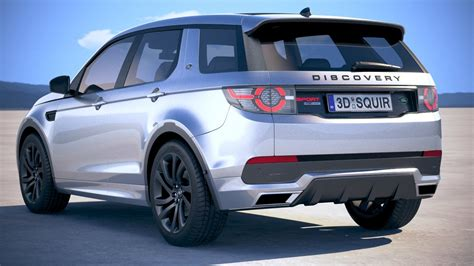 Land Rover Discovery Sport 2019 by Land Rover Discovery Sport Hse 2019