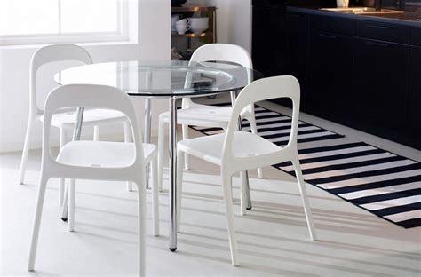 mesas redondas de ikea  el comedor extensibles de