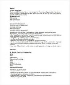 Marketing Resume Samples For Successful Job Hunters