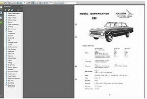 Ford Falcon Xf Workshop Manual Free Download