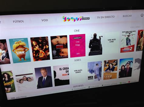 Análisis De La Nueva App De Yomvi En La Samsung Smart Tv