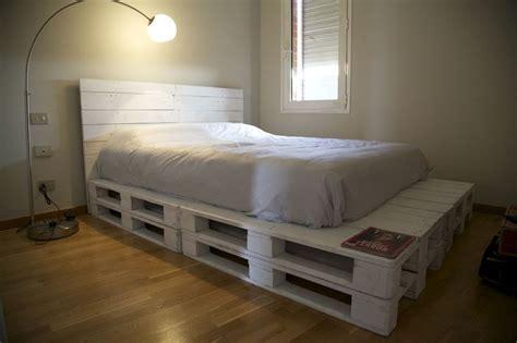 tatami  cabezal de cama hecho  palet reciclado