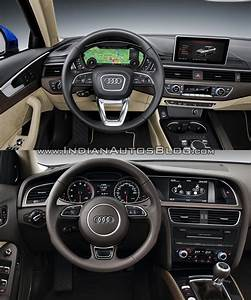 2016 Audi A4 (B9) vs 2013 Audi A4 (B8) - Old vs New