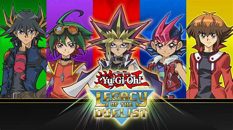 yu duelist gi oh legacy pc yugioh games crohasit