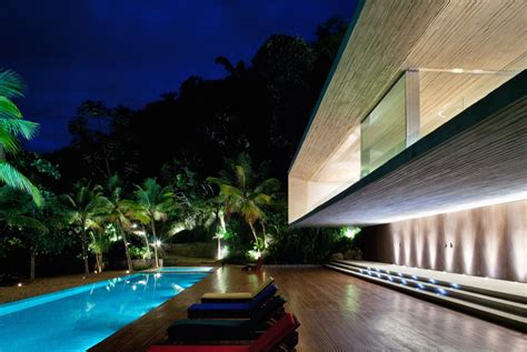 modern beach house   brazilian coast idesignarch interior design architecture