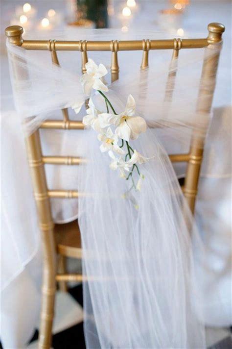 deco chaise mariage 1000 idées sur le thème housses de chaises sur