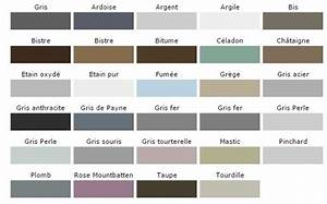 gris anthracite avec quelle couleur modern aatl With quelle couleur avec du gris clair 2 la couleur saumon les tendances chez les couleurs d