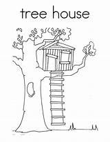 Tree Coloring Treehouse Magic Clipart Drawing Pages Houses Treehouses Colouring Colorluna Drawings Luna Books Sheets Colors Adult Clipground Quilt Designs sketch template