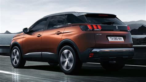 Peugeot 3008 Backgrounds by Peugeot 3008 2016 Wallpapers And Hd Images Car Pixel