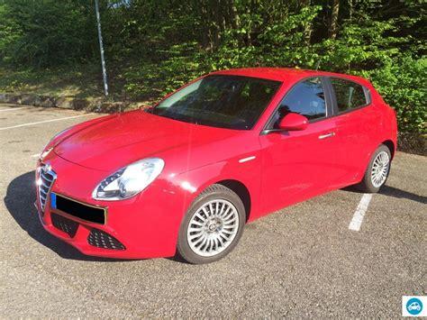 Achat Alfa Romeo Giulietta 1.6 Jtdm 2013 D'occasion Pas