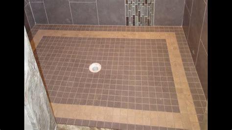 tile shower failure  repair part  installing shower
