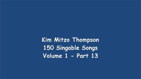 150 Singable Songs Volume One (part