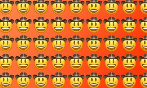 emojiology cowboy hat face