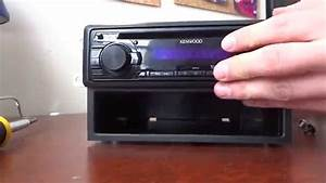 How To Install A New Car Stereo Receiver For A 2006 Subaru