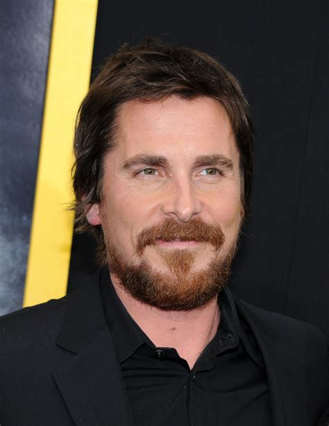 Christian Bale Photos American Hustle Premieres