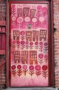 Pink, Door, With, Images
