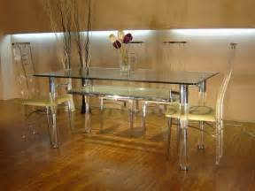 glass dining room sets glass dining room tables and chairs home design ideas