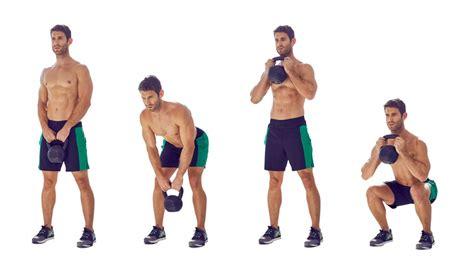 squat goblet kettlebell rdl deadlift romanian exercist sullivan jay streamline move legs sentadillas
