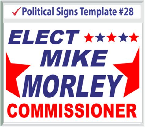 caign template political caign templates 28 images political and election yard signs templates a g e