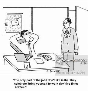 Work Ethics Cartoons and Comics - funny pictures from ...