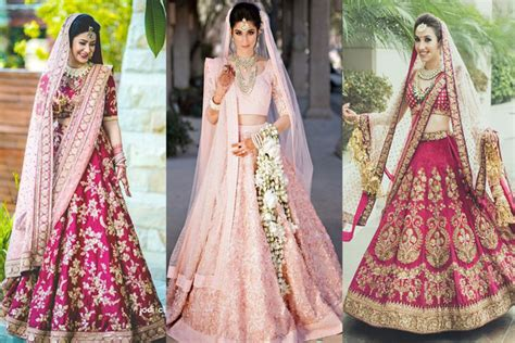 Bridal Lehenga Draping - 15 stunning styles to perfectly drape dupatta on your