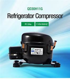 Mini Dc Chest Refrigeration Freezer Compressor 1  11hp