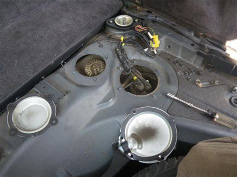 gas tank removal question leak photo volvo forums