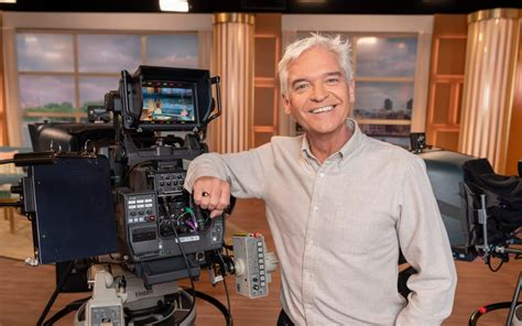 uk tv presenter philip schofield confirms gay status   years  marriage daily post
