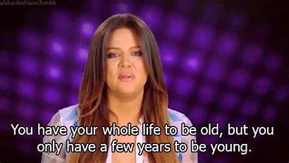 Kardashian Khloe Quotes Kardashians Kuwtk Keeping Funny