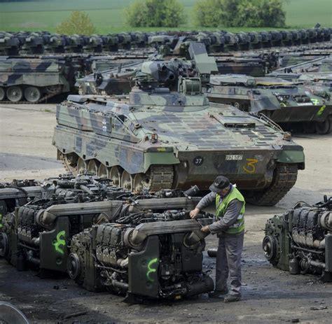 bundeswehr panzer kaufen r 252 stung panzer schn 228 ppchenjagd im bundeswehr depot welt