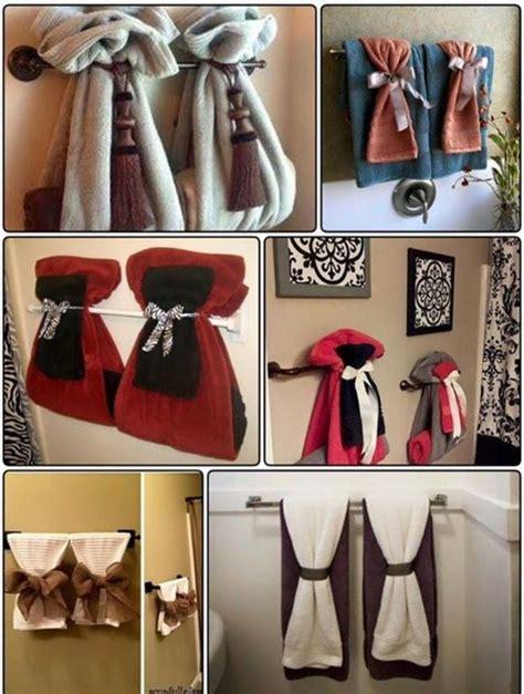 bathroom towel design ideas bathroom towel ties home decor in 2019 bathroom towel
