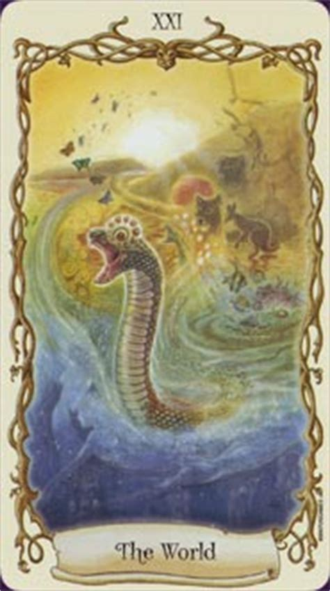 fantastical creatures tarot reviews images aeclectic tarot