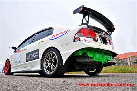 Modifikasi Honda Civic Type R by Honda Civic Type R Jadian Mekanika Permotoran Gaya Baru