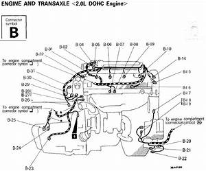 The 1990 Engine Compartment Wiring Harness