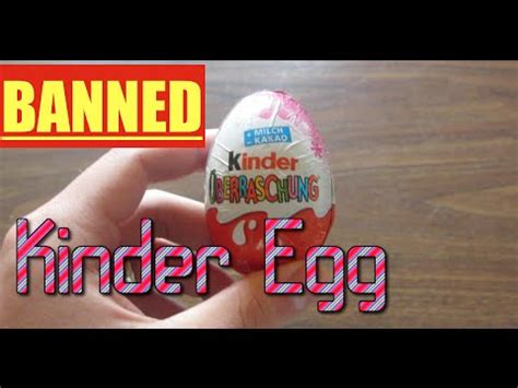 Famous Kinder Eggs Banned In Us!  Episode 12  Unboxing