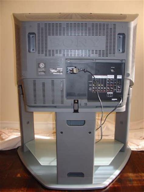amazon com sony kv 30hs420 30 inch fd trinitron wega hd