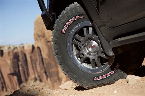 general tire grabber  expedition overland