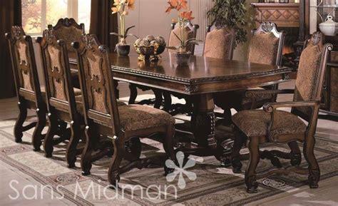 furniture large formal  piece renae dining room set
