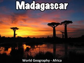 Madagascar Geography, History, Government, Economy, and ...