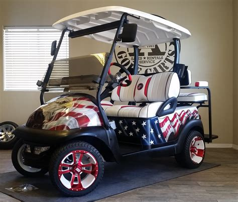 Gallery  Action Golf Cart